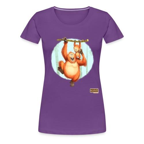 Kenneth anderson - Vrouwen Premium T-shirt