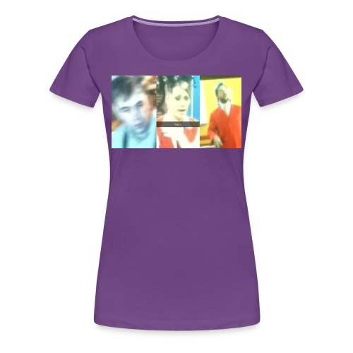 Disappointed people - Women's Premium T-Shirt