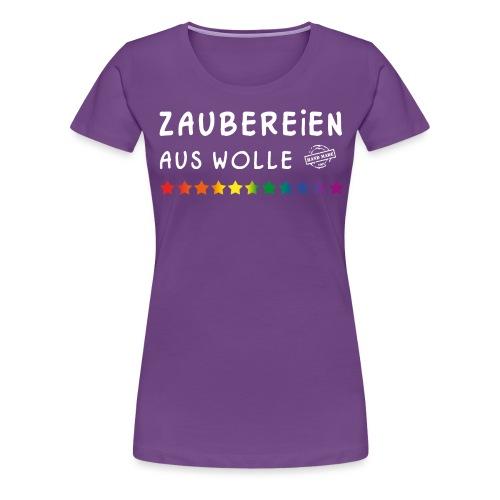 Banner - Frauen Premium T-Shirt