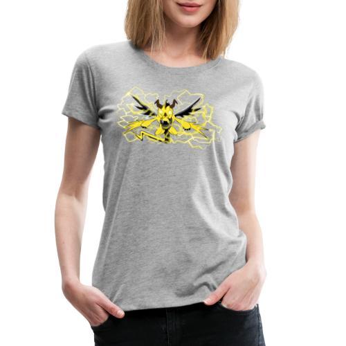 Fulgur il drago elettrizzante - Maglietta Premium da donna