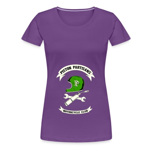 PPMCC - Premium-T-shirt dam