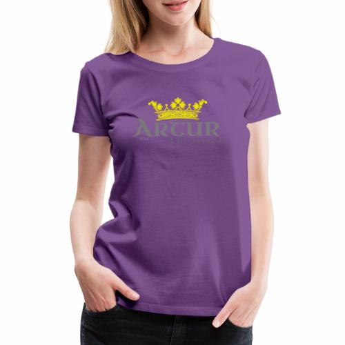 King A Store - Koszulka damska Premium