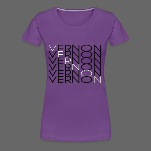 VERNON x6 - Women's Premium T-Shirt