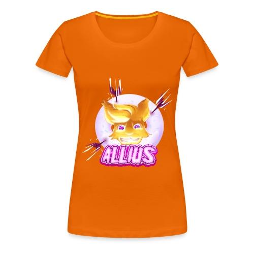 Team Allius - Women's Premium T-Shirt
