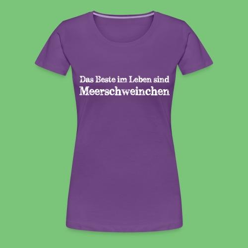 Beste im Leben - Frauen Premium T-Shirt