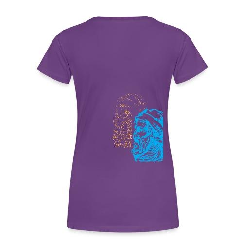 GG Schatten - Frauen Premium T-Shirt