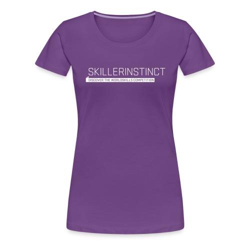 wsl typomotive wei 5 - Women's Premium T-Shirt
