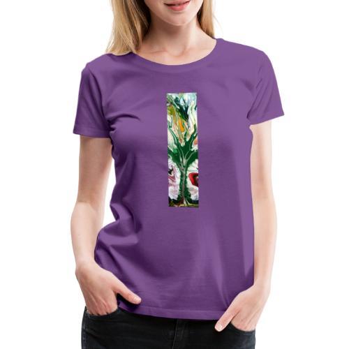 TIAN GREEN Shirts Men - Baum des Lebens - Frauen Premium T-Shirt