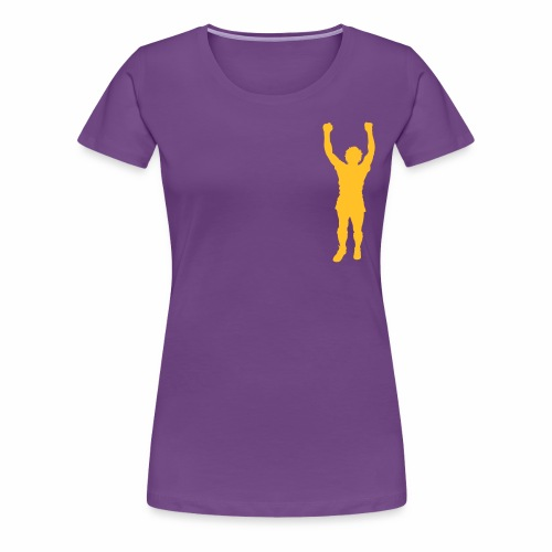 BILLY STATUE - Women's Premium T-Shirt
