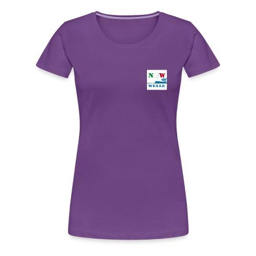 radio de 300x300 png - Frauen Premium T-Shirt