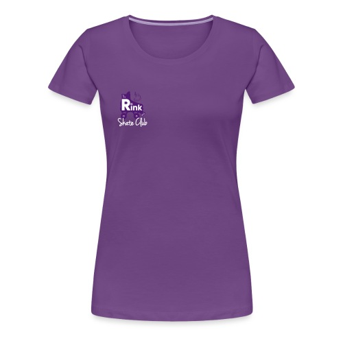 TheRinkD12-SkateClub-Full - Women's Premium T-Shirt