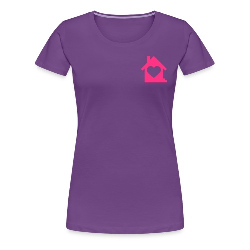 I love Kerksiek - Frauen Premium T-Shirt