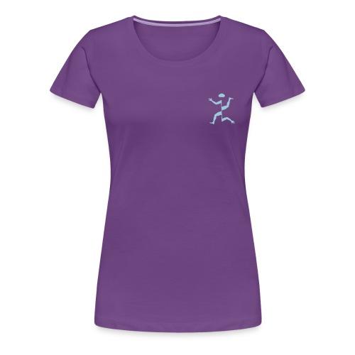 MomixMan Front - Maglietta Premium da donna