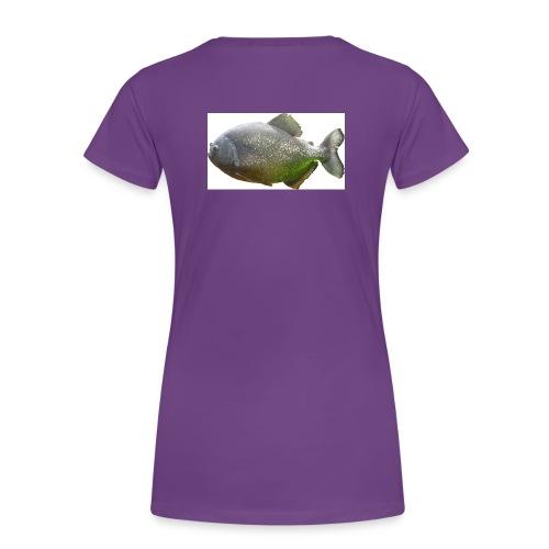 Piranha - Frauen Premium T-Shirt