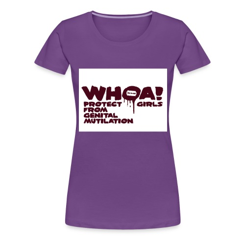 whoalogo 20 - Frauen Premium T-Shirt