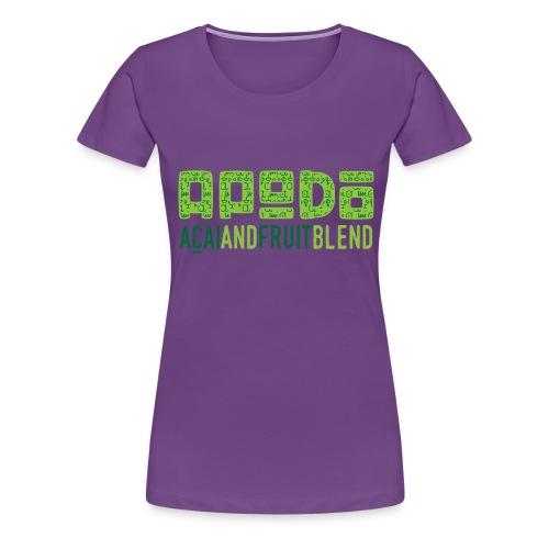 APODO BRANDIN front - Women's Premium T-Shirt