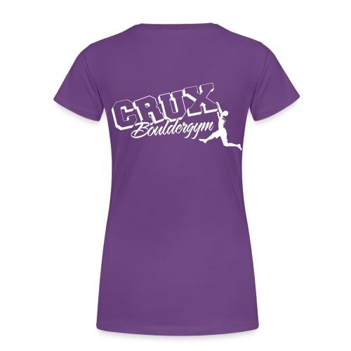 CRUX - Vrouwen Premium T-shirt