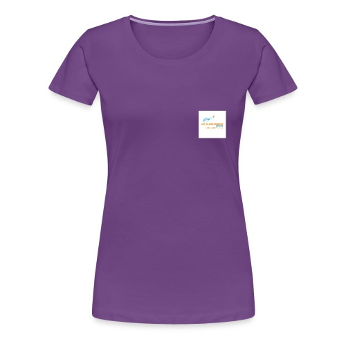 bildundwortlogo handball elbflorenz2006 - Frauen Premium T-Shirt