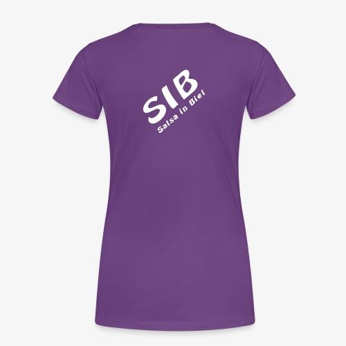 Ecole de danse SIB / Salsa Dans Biel - T-shirt Premium Femme