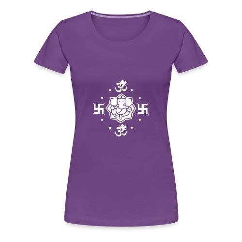 Ganesh - Frauen Premium T-Shirt