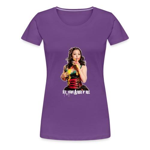 mana sprnr - Women's Premium T-Shirt