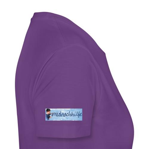 Med Logo jpg - Frauen Premium T-Shirt