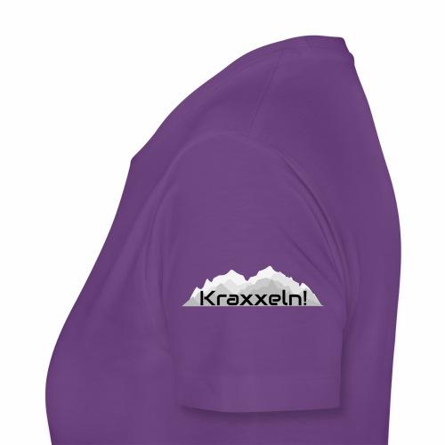 Kraxxeln - Frauen Premium T-Shirt
