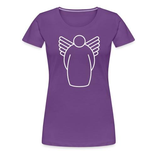 lonelyangel - Frauen Premium T-Shirt