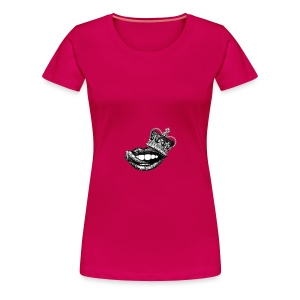 Fashion Lips T-Shirt - Maglietta Premium da donna