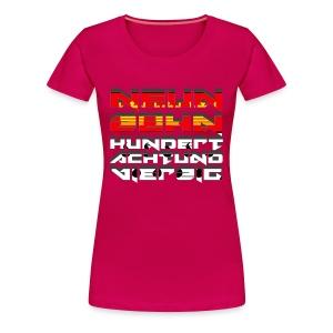 1948 - Frauen Premium T-Shirt