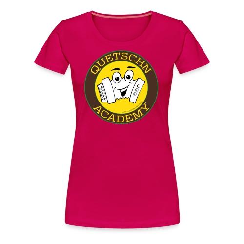 Quetschn Academy - Frauen Premium T-Shirt