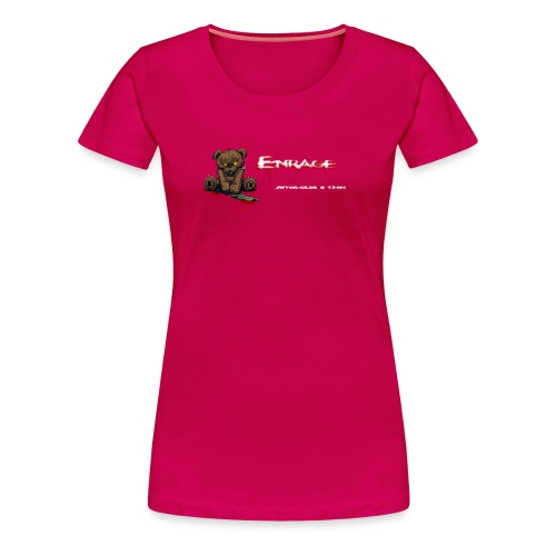header big 2400x750 cut - Frauen Premium T-Shirt