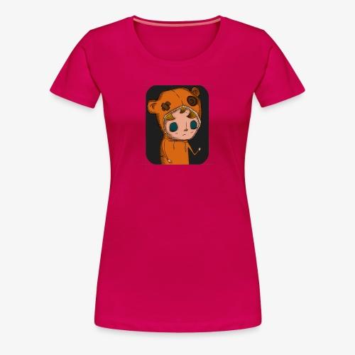 KOZY PILL - (Dotted) - Women's Premium T-Shirt