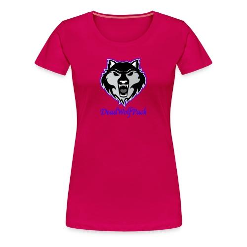 DeadWolfPack - Women's Premium T-Shirt