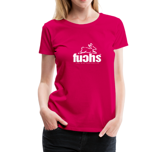 fuchs - Frauen Premium T-Shirt