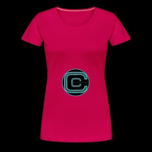 CLAUDIOCERVATI - Maglietta Premium da donna