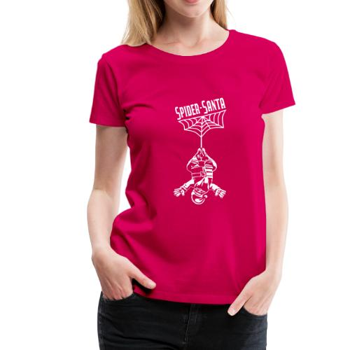 Spider-Santa ✫ Weihnachten ✫ Geschenkidee - Frauen Premium T-Shirt