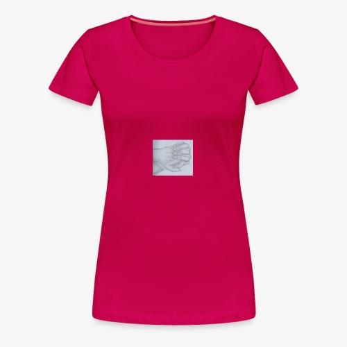 main dans la main - T-shirt Premium Femme