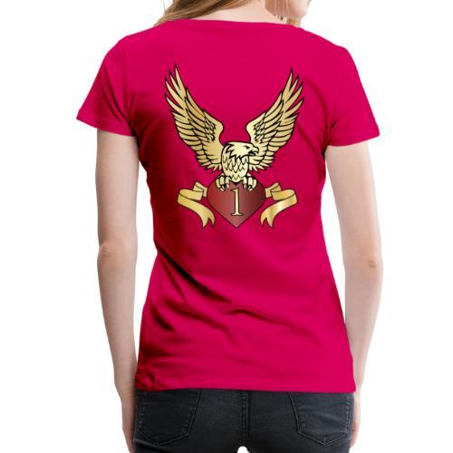 Lichtwerkers Nederland - Vrouwen Premium T-shirt