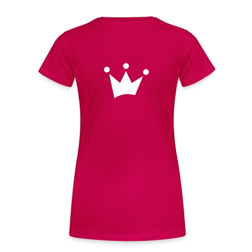 LOF Krone - Frauen Premium T-Shirt