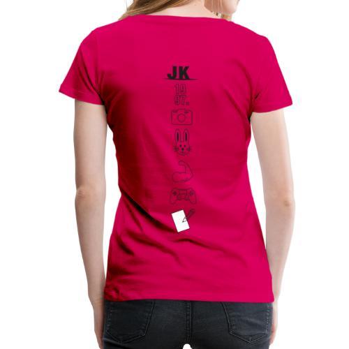 BTS - Frauen Premium T-Shirt