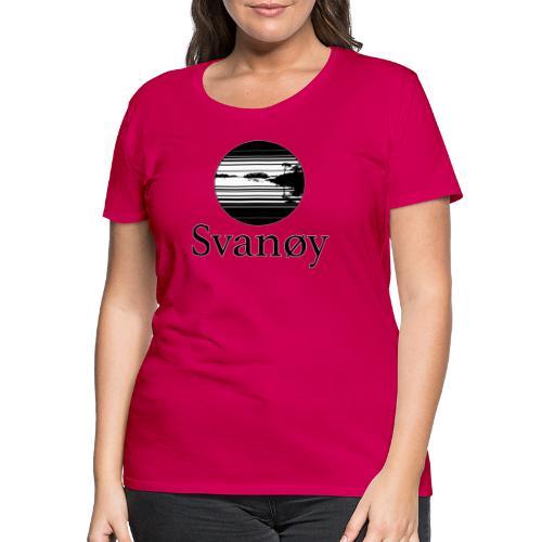Fyrstikk - Premium T-skjorte for kvinner