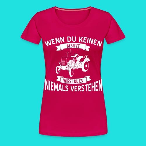 Steyr KL2 - Frauen Premium T-Shirt