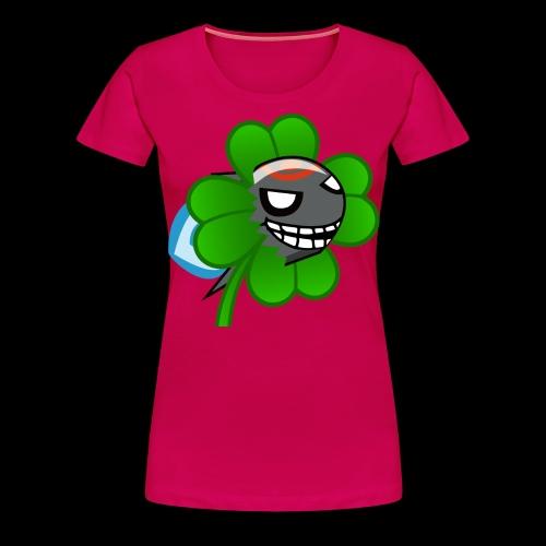 torpedo kleeblatt - Frauen Premium T-Shirt