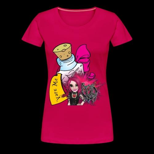 Vape Me - Maglietta Premium da donna