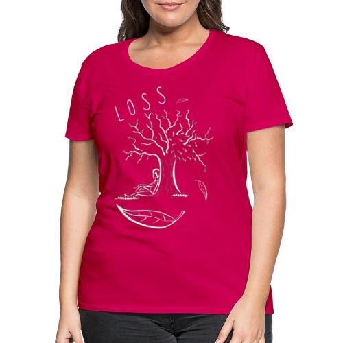 LOSS - Camiseta premium mujer