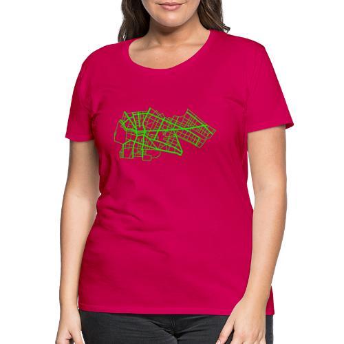 Berlin Kreuzberg - T-shirt Premium Femme