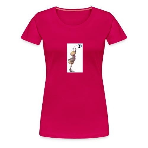 andikind - Frauen Premium T-Shirt