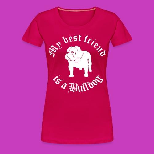 englaender daniel - Frauen Premium T-Shirt