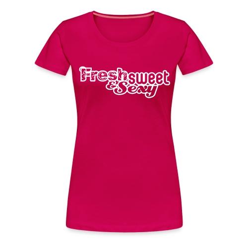 v2 guy csp logo 2 - Women's Premium T-Shirt